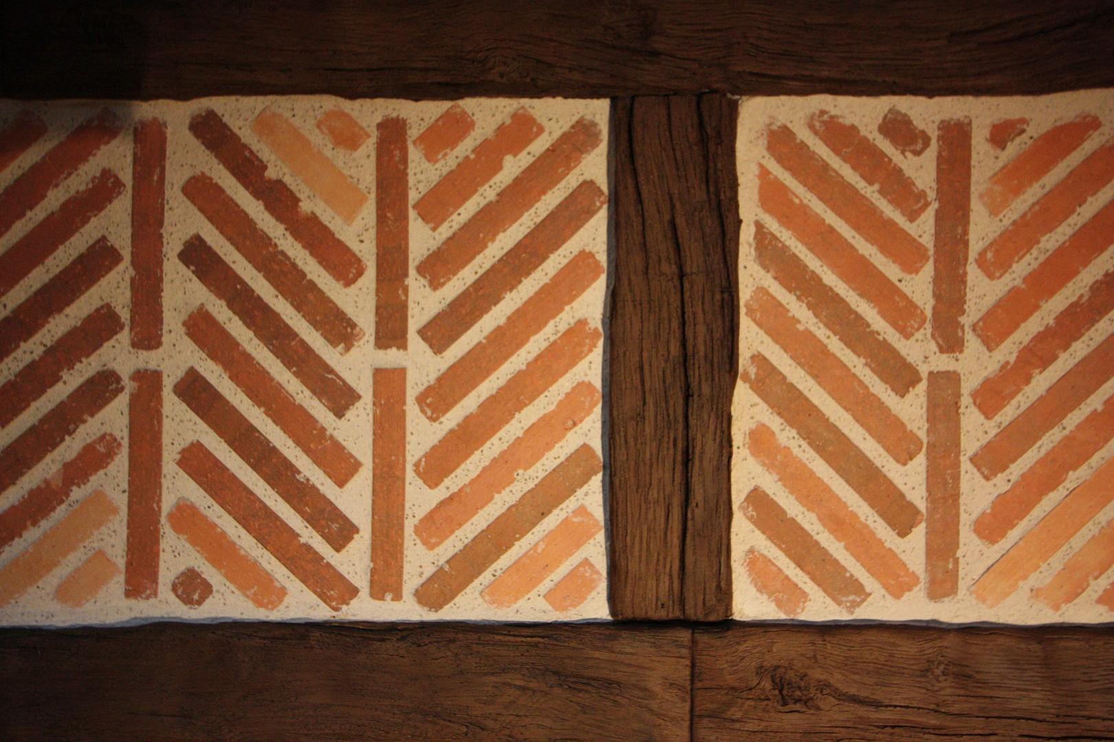 Briquettes de chemin es les terres cuites gillaizeaules for Plaquette de parement refractaire